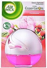 Kup Płynny odświeżacz powietrza - Air Wick Deco Sphere Raspberry
