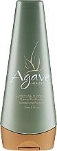 Kup Oczyszczający szampon do włosów - Agave Clarifying Shampoo