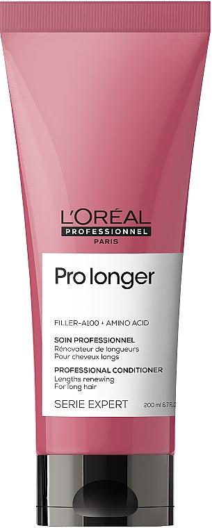 Regenerująca odżywka do długich włosów - L'Oreal Professionnel Pro Longer Lengths Renewing Conditioner New