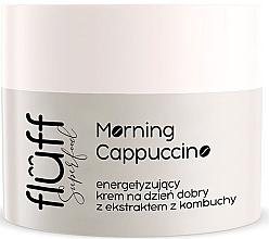 Kup Energetyzujący krem do twarzy na dzień - Fluff Morning Cappuccino Day Face Cream