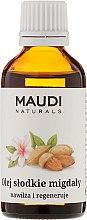 Kup Olej ze słodkich migdałów - Maudi