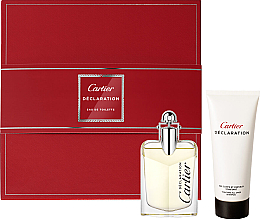 Kup Cartier Declaration - Zestaw (edt 50 ml + s/g 100 ml)