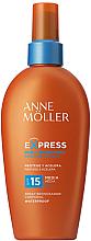 Kup Przeciwsłoneczny spray przyspieszający opalanie - Anne Moller Express Sunscreen Body Spray SPF15