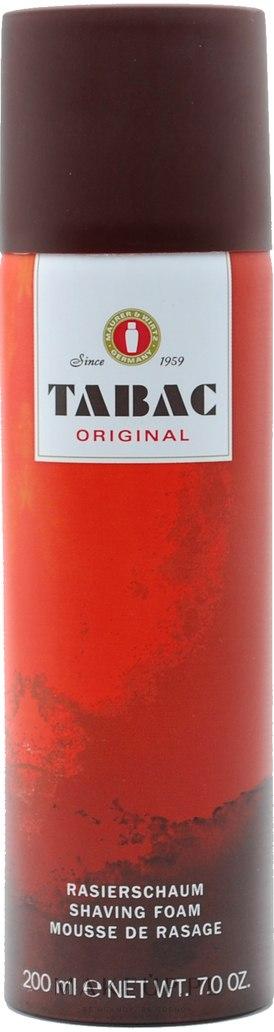 Maurer & Wirtz Tabac Original - Pianka do golenia — фото 200 ml