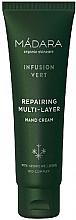 Kup Regenerujący krem do rąk - Madara Cosmetics Infusion Vert Repairing Multi-Layer Hand Cream