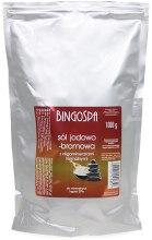 Kup Sól jodowo-bromowa z oligominerałami termalnymi - BingoSpa