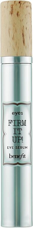 Serum ujędrniające i rozświetlające kontur oka - Benefit Firm It Up! Eye Serum — фото N2