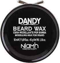 Kup Modelujący wosk do brody i wąsów - Niamh Hairconcept Dandy Beard Wax Modelling