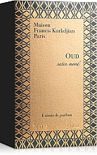 Kup Maison Francis Kurkdjian Oud Satin Mood Extrait - Woda perfumowana