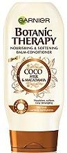 Kup Odżywczo-zmiękczający balsam-odżywka do włosów suchych Mleko kokosowe i makadamia - Garnier Botanic Therapy Coco Milk & Macadamia Balm-Conditioner
