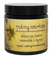 Kup Biomechaniczny peeling z maską Wiesiołek i dynia - Polny Warkocz