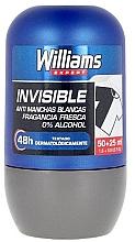 Kup Antyperspirant w kulce dla mężczyzn - Williams Expert Invisible Roll-On Anti-Perspirant