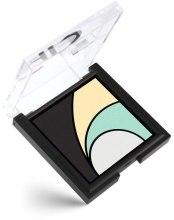 Kup Poczwórny cień do powiek - Golden Rose Longstay Eyeshadow Quattro