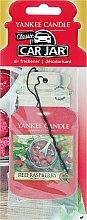 Kup Zapach do samochodu - Yankee Candle Car Jar Red Raspberry
