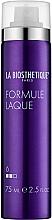 Kup Lakier do włosów w sprayu, mocno utrwalający - La Biosthetique Formule Laque