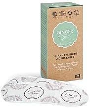 Kup Wkładki higieniczne, 30 szt. - Ginger Organic
