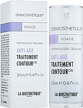 Kup Przeciwzmarszczkowy krem do skóry wokół oczu - La Biosthetique Dermosthetique Traitement Contour Anti-age
