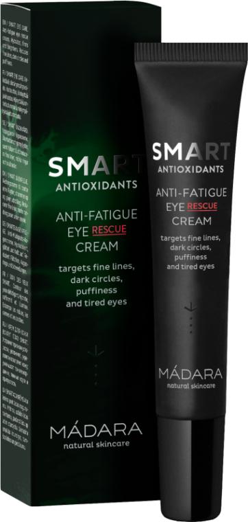 Krem do skóry wokół oczu - Madara Cosmetics Smart Antioxidants Eye Rescue Cream — фото N1