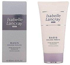 Kup Oczyszczający mus do mycia twarzy - Isabelle Lancray Basis Mousse Minute