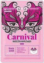 Kup Maseczka nawilżająca w płachcie do twarzy - Muju Carnival Beauty Queen