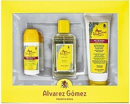 Kup Alvarez Gomez Agua De Colonia Concentrada - Zestaw (edc 150 ml + sh/gel 230 ml + deo 75 ml)