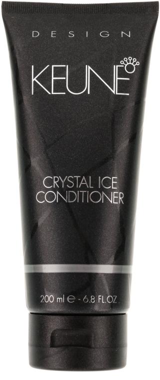 Odżywka Kryształowy lód - Keune Crystal Ice Hair Conditioner — фото N1
