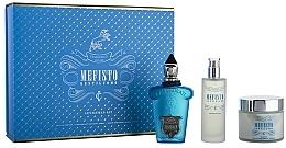 Kup Xerjoff Mefisto Gentiluomo - Zestaw (edp/100ml + deo/100ml + shave/cr/200ml)