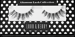 Kup Sztuczne rzęsy na pasku - Lord & Berry Glamour Lash Collection