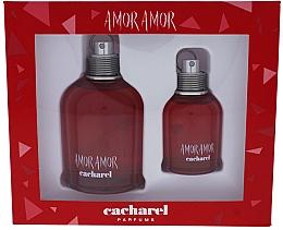 Kup Cacharel Amor Amor - Zestaw (edt 100 ml + edt 30 ml)