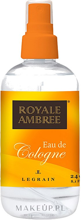 Legrain Royale Ambree - Woda toaletowa — фото 240 ml