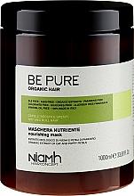 Kup Odżywcza maska do włosów suchych i bez życia - Niamh Hairconcept Be Pure Nourishing Mask