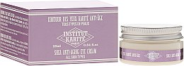 Kup Przeciwzmarszczkowy krem pod oczy - Institut Karité Shea Anti-Aging Eye Cream