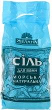 Kup Naturalna sól morska - Zhelana