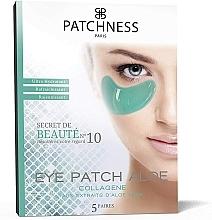 Kup Płatki pod oczy z aloesem - Patchness Eye Patch Aloe