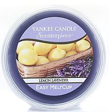 Kup Wosk zapachowy - Yankee Candle Lemon Lavender Scenterpiece Melt Cup