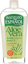 Kup Olejek do ciała Aloes - Instituto Espanol Aloe Vera Body Oil