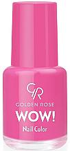 Kup PRZECENA! Lakier do paznokci - Golden Rose Wow Nail Color *