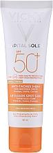 Kup Koloryzujący krem przeciw przebarwieniom do twarzy SPF 50 - Vichy Idéal Soleil Anti Dark Spots