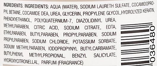 Keratynowy szampon do stosowania przed prostowaniem włosów - PostQuam Keractiv Prepearing Shampoo With Keratin — фото N3