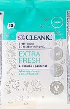 Kup Chusteczki do higieny intymnej - Cleanic Intensive Care Wipes