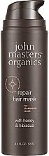 Kup Odżywcza maska do włosów Miód i hibiskus - John Masters Organics Honey & Hibiscus Mask