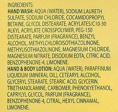 Zestaw do pielęgnacji ciała - Baylis & Harding Royale Bouquet Lemon Blossom & White Rose (b/lot 300 ml + soap 300 ml) — фото N4