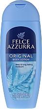 Kup Balsam do ciała Klasyczny - Felce Azzurra Classic Body Lotion With Vitamin E & Almond