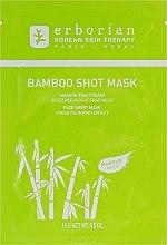 Kup Nawilżająca maska do twarzy na tkaninie - Erborian Bamboo Shot Mask