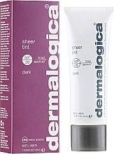 Kup Delikatnie kryjący preparat nawilżający do twarzy SPF 20 - Dermalogica Daily Skin Health Sheer Tint