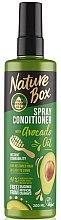 Kup Odżywka w sprayu do włosów Olej z awokado - Nature Box Avocado Oil Spray Conditioner