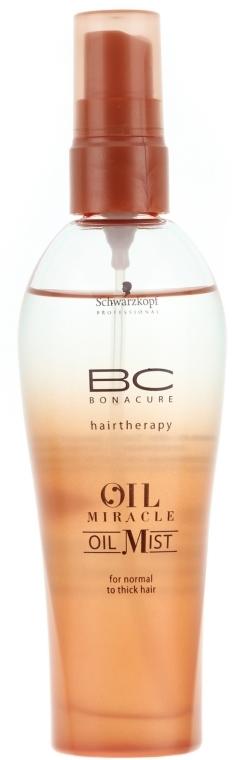 Olejek do włosów normalnych i przetłuszczających się - Schwarzkopf Professional BC Bonacure Oil Miracle Finishing Treatment — фото N2
