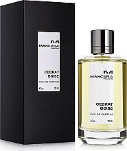 Kup Mancera Cedrat Boise - Woda perfumowana