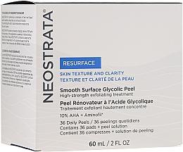 Kup Peeling do codziennego stosowania z płatkami kosmetycznymi - NeoStrata Resurface Smooth Surface Daily Peel (peel 60 ml + 36 x pads)