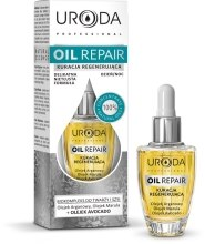 Kup Biokompleks do twarzy i szyi Kuracja regenerująca - Uroda Professional Oil Repair Natural Essence